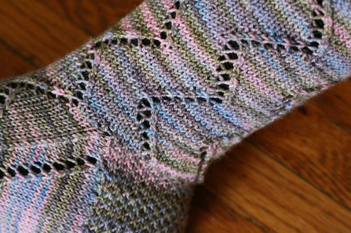 Zig Zag Socks